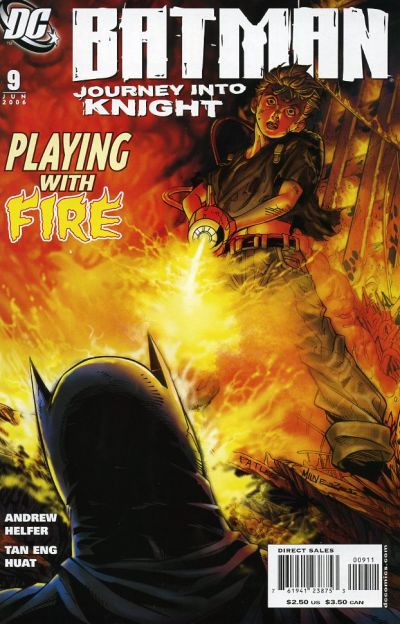 Batman: Journey Into Knight Vol 1 9