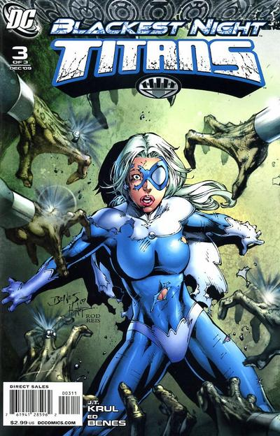 Blackest Night: Titans Vol 1 3