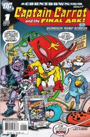 Captain Carrot and the Final Ark Vol 1 1