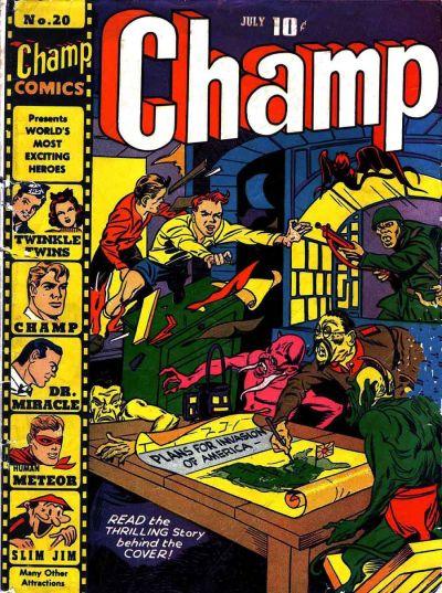 Champ Comics Vol 1 20