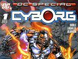 DC Special: Cyborg Vol 1 1