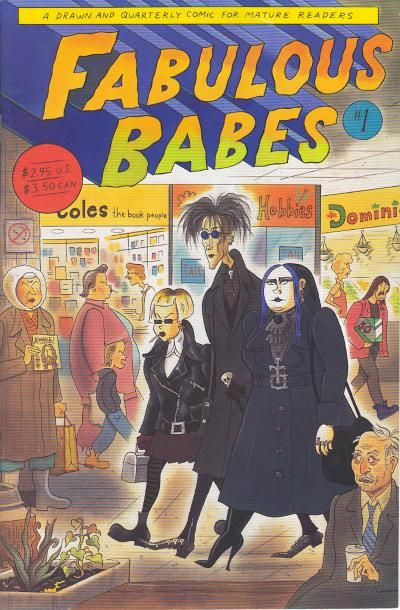 Fabulous Babes Vol 1 1
