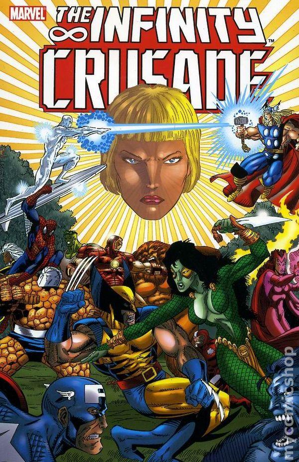 Infinity Crusade TPB Vol 1 2