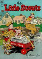 Little Scouts Vol 1 4