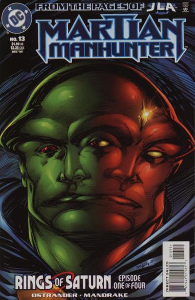 Martian Manhunter Vol 2 13