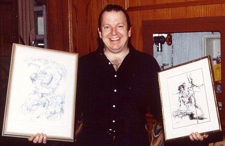 Mike Grell/Gallery