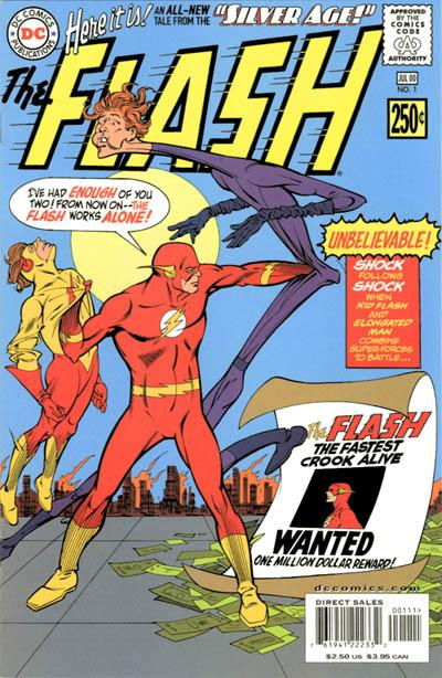 Silver Age: Flash Vol 1 1