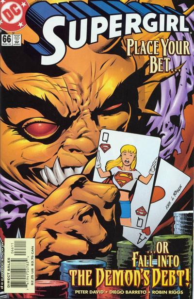 Supergirl Vol 4 66