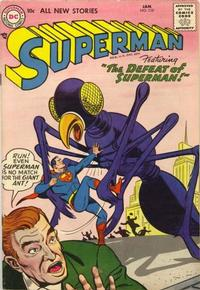 Superman Vol 1 110