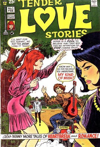 Tender Love Stories Vol 1