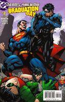Titans Young Justice Graduation Day Vol 1 2