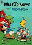 Walt Disney's Comics and Stories Vol 1 121