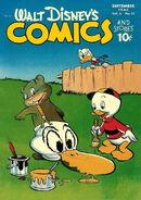 Walt Disney's Comics and Stories Vol 1 72