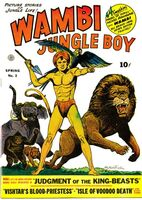 Wambi, the Jungle Boy Vol 1 3