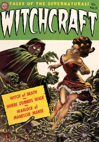 Witchcraft (Avon) Vol 1 5