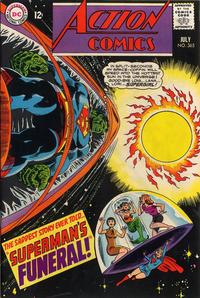 Action Comics Vol 1 365