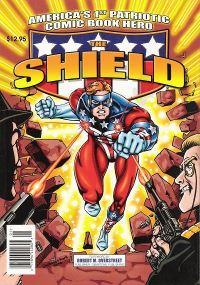 America's 1st Patriotic Comic Book Hero: The Shield Vol 1 1