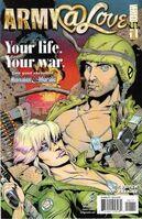 Army@Love Vol 1 1