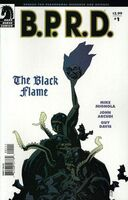 BPRD The Black Flame 1