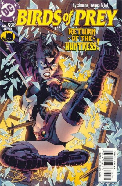 Birds of Prey Vol 1 57