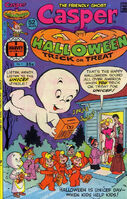 Casper Halloween Trick or Treat Vol 1 1