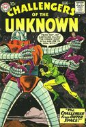 Challengers of the Unknown Vol 1 12