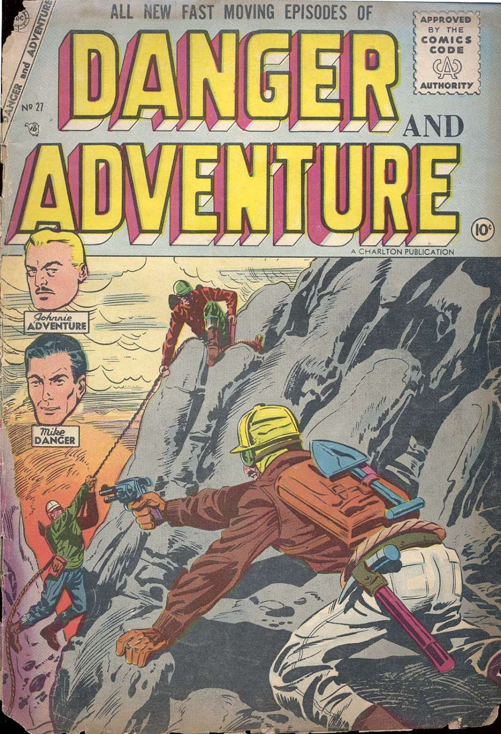 Danger and Adventure Vol 1 27