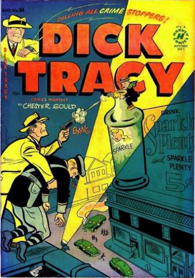 Dick Tracy Vol 1 54
