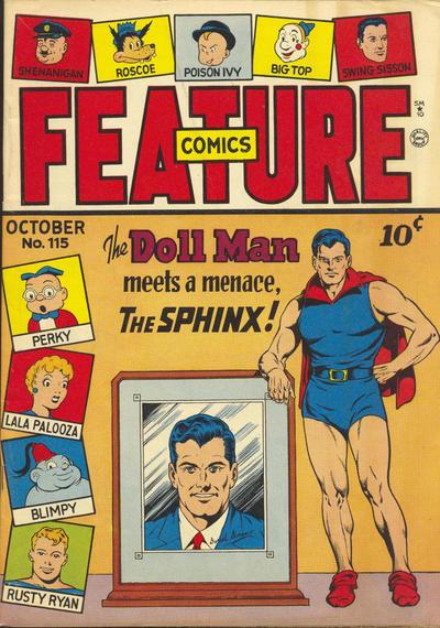 Feature Comics Vol 1 115