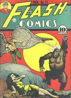 Flash Comics Vol 1 11