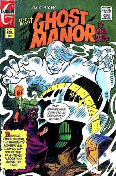 Ghost Manor Vol 2 8