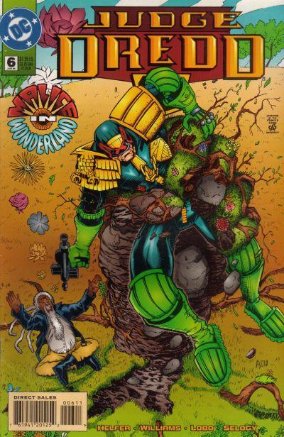 Judge Dredd Vol 1 6