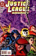 Justice League America Vol 1 95