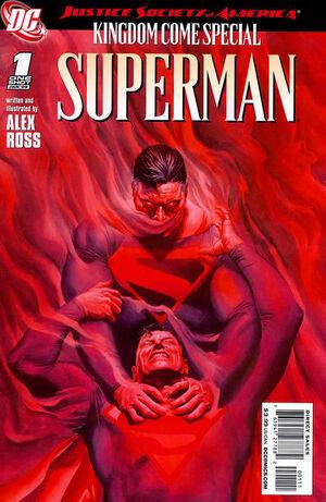 Justice Society of America Kingdom Come Special Superman Vol 1 1.jpg