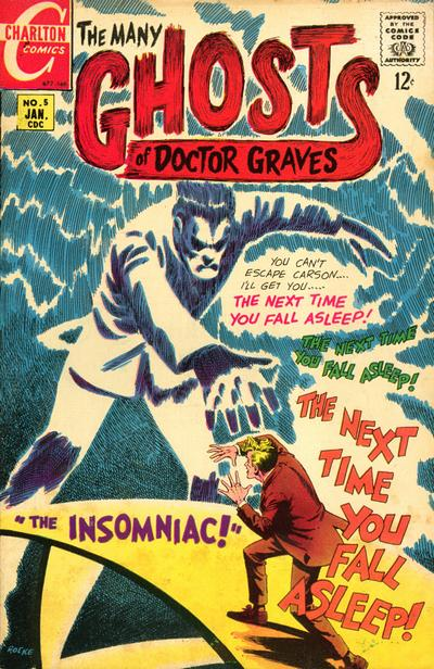 Many Ghosts of Dr. Graves Vol 1 5