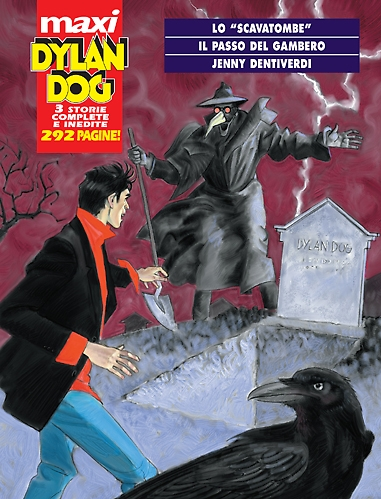 Maxi Dylan Dog Vol 1 9