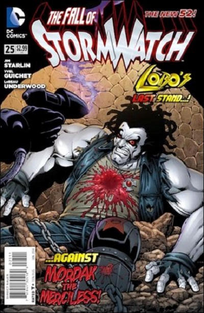 Stormwatch Vol 3 25