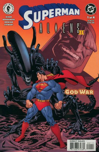 Superman/Aliens Vol 2