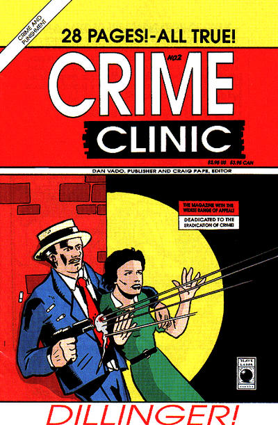 The Crime Clinic Vol 1 2
