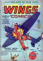Wings Comics Vol 1 3