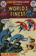 World's Finest Comics Vol 1 222