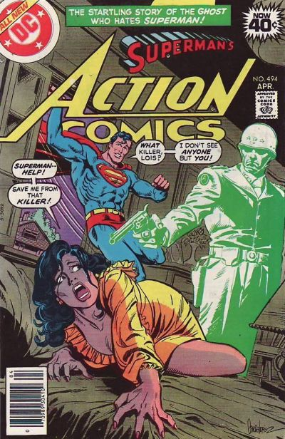 Action Comics Vol 1 494