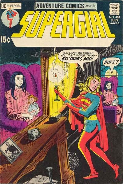 Adventure Comics Vol 1 408