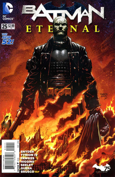 Batman Eternal Vol 1 25