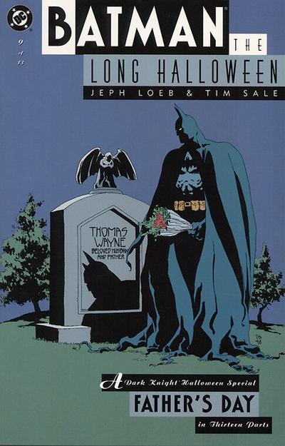 Batman: The Long Halloween Vol 1 9