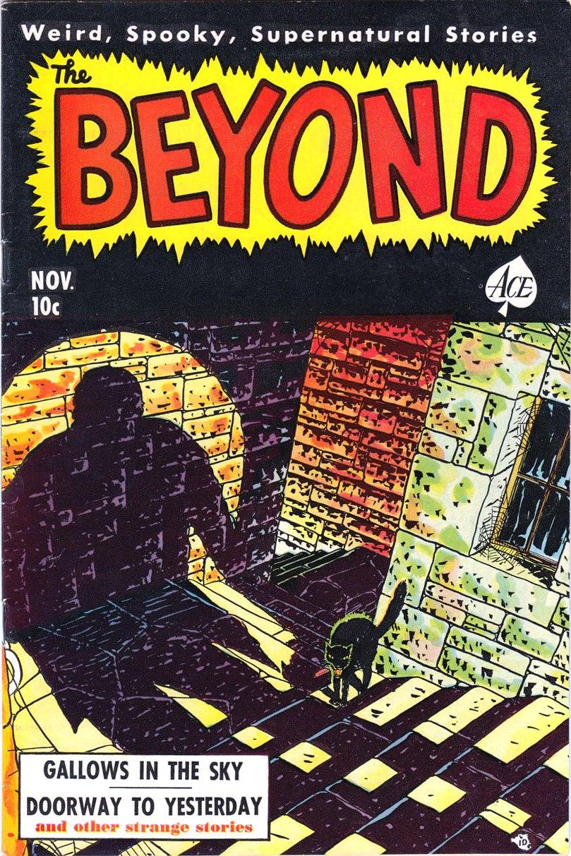 The Beyond Vol 1 7