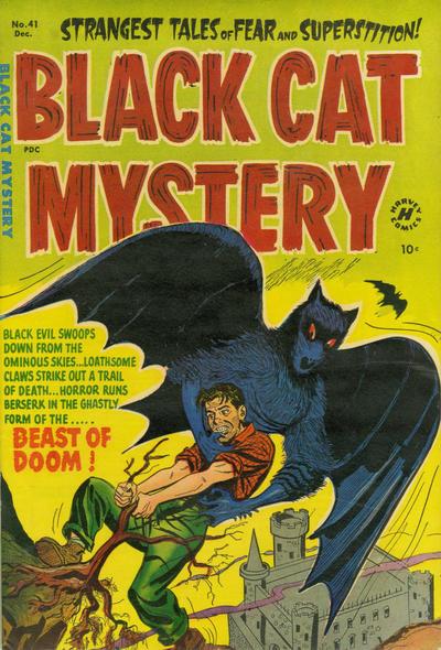 Black Cat Comics Vol 1 41