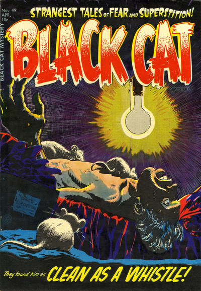 Black Cat Comics Vol 1 49