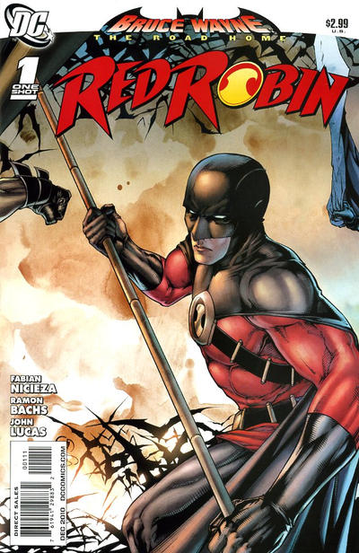 Bruce Wayne: The Road Home: Red Robin Vol 1 1