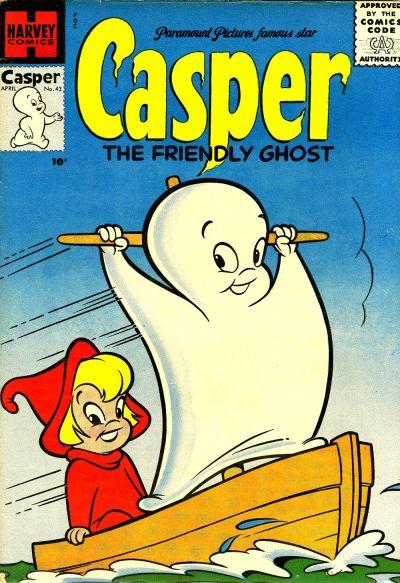 Casper, the Friendly Ghost Vol 1 43